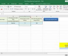 Excel Dosya Sıkıştırma Programı