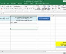 Tüm Excel Dosyaları Tek Dosyada
