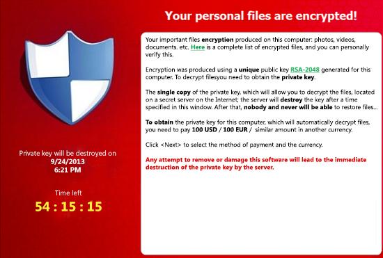 CryptoLocker-Dharma Virüslü Maillere Dikkat