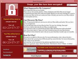 Wanna Cry Ransomware Fidye Yazılımı için Windows Güncelleme Programı