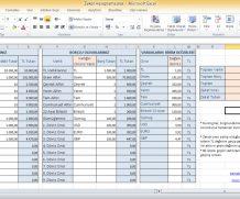 Excel Zekat Hesaplama