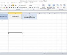 Word Dosyalarından Excel'e Numara aktarma