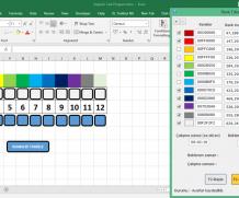 Seçimli Ekran Renk Tıklama – Değişimde